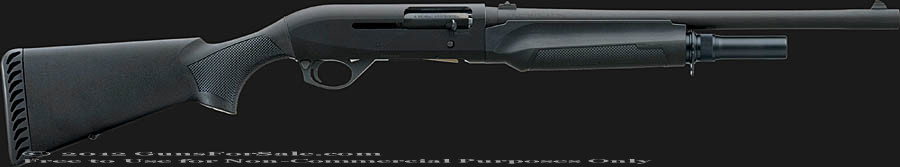 Benelli M2 Tactical Shotgun