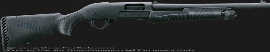Benelli SuperNova Tactical Shotgun