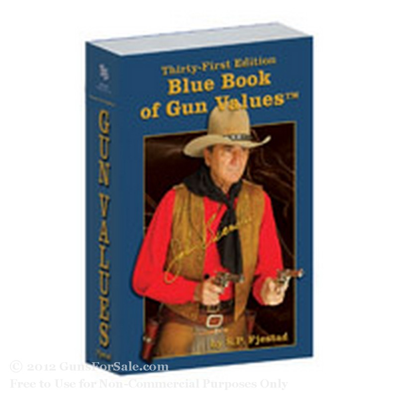 Blue Book of Gun Values - 31st Edition - 1 Soft Cover Copy