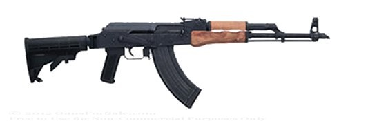 Century Arms WASR AK-47 Collapsible Stock For Sale