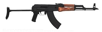 Century Arms WASR Underfolder For Sale