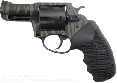 Charter Arms Bulldog, Tiger Stripe