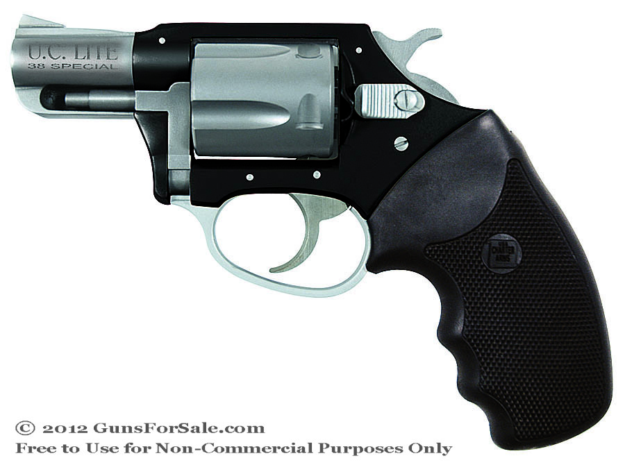 Charter Arms Undercover Lite Black