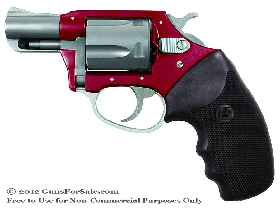 Charter Arms Undercover Lite Red