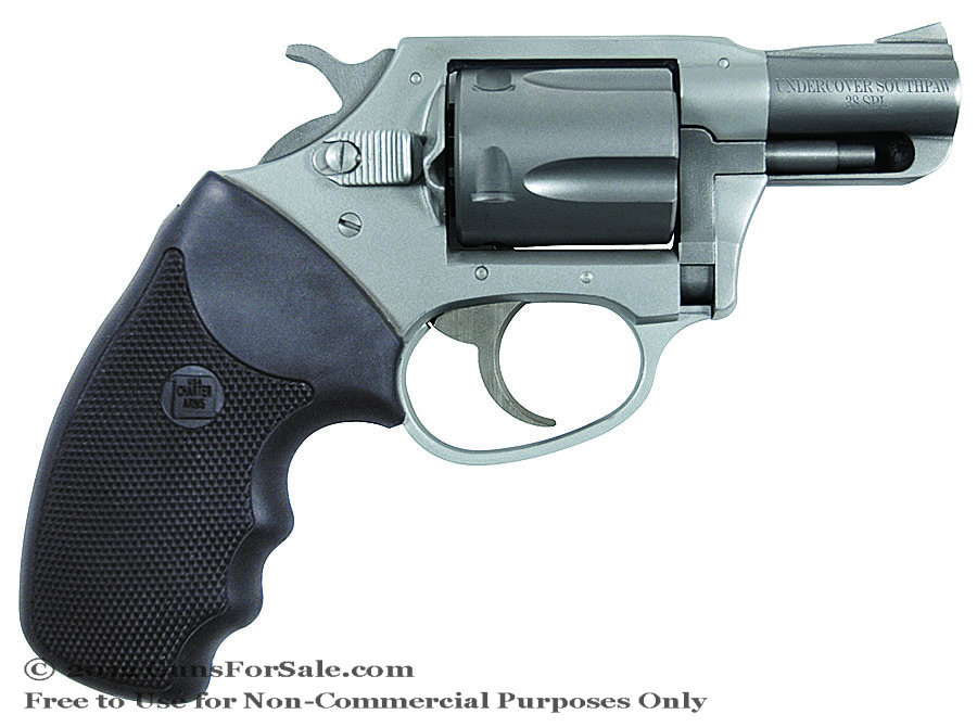 Charter Arms Undercover Lite Southpaw
