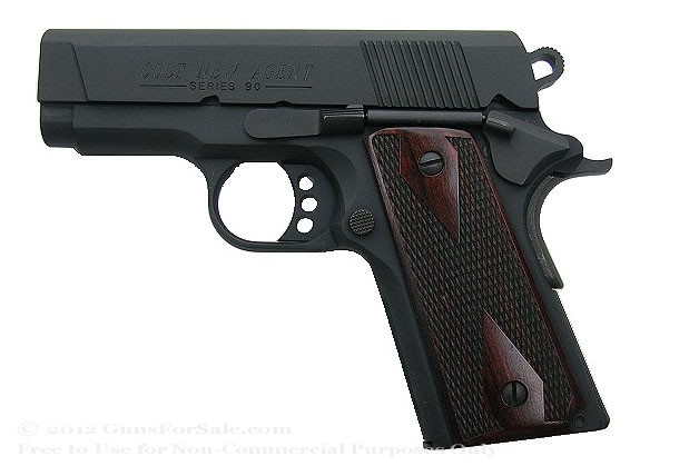 Colt New Agent 9mm