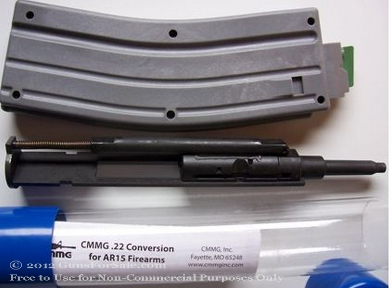 22 LR CMMG AR-15 Conversion Kit & 1 Mag