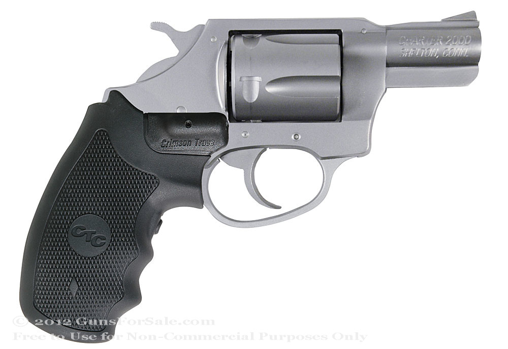 Charter Arms Crimson Undercover