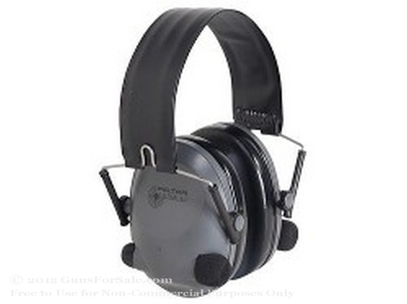 Peltor 6S Electronic Ear Muffs