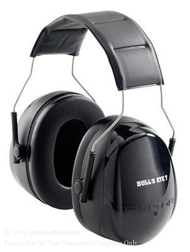 Peltor Bull's Eyes 7 Earmuffs - 27 NRR - 1 Set
