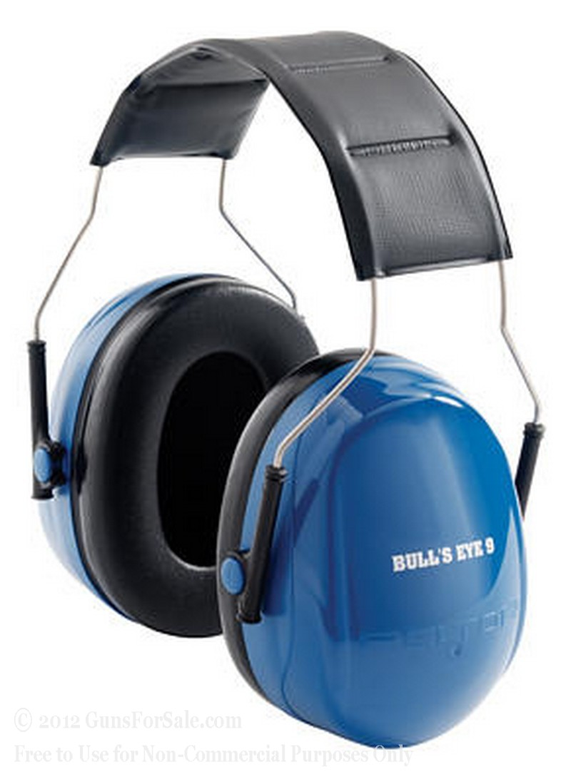 Peltor Bull's Eye 9 Earmuffs - 25 NRR - 1 Set