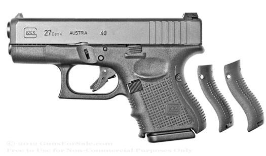Glock 27, gen 4