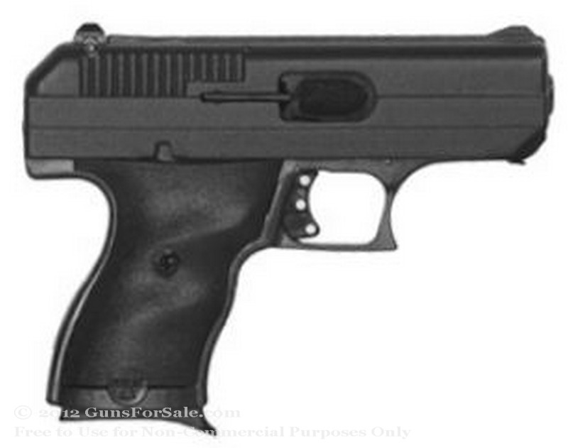 Hi-Point Firearms- C9 - 9mm - Black Finish - 8 Rd Magazine - Adjustable Rear Sight - Hard Case