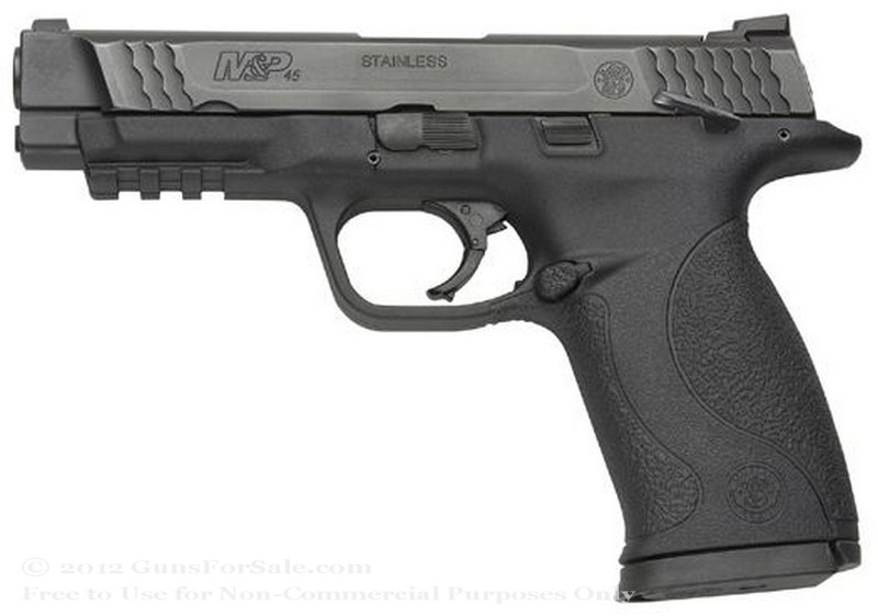 "Smith & Wesson M&P45 - 45 ACP - 10 Rd Magazine - 4.5"" Barrel - Fixed Sights"