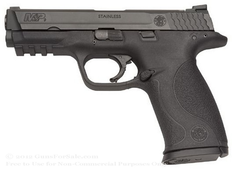 "Smith & Wesson M&P9 - 9mm - 10 Rd Magazine - 4.25"" Barrel - Fixed Sights"
