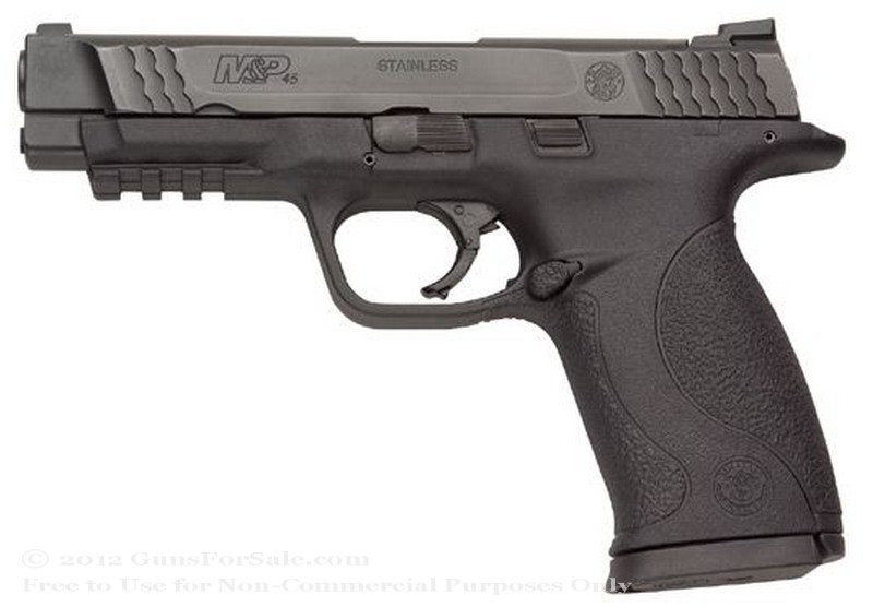Smith &amp; Wesson M&amp;P45 - 45 ACP - 10 Rd Magazine - 4.5&quot; Barrel - Fixed Sights