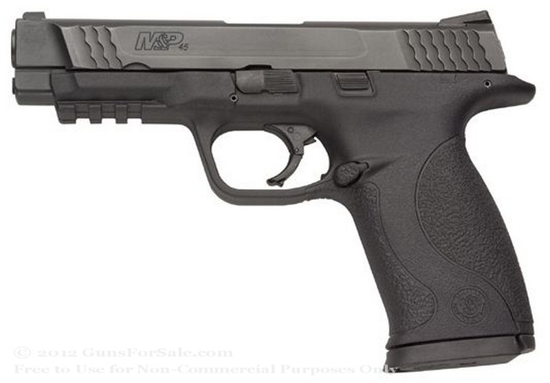 "Smith & Wesson M&P45 - 45 ACP - 10 Rd Magazine - 4.5"" Barrel - Night Sights"