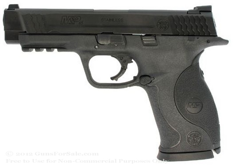 "Smith & Wesson M&P45 - Crimson Trace Lasergrip - 45 ACP - 10 Rd Magazine - 4.5"" Barrel - Fixed Sights"
