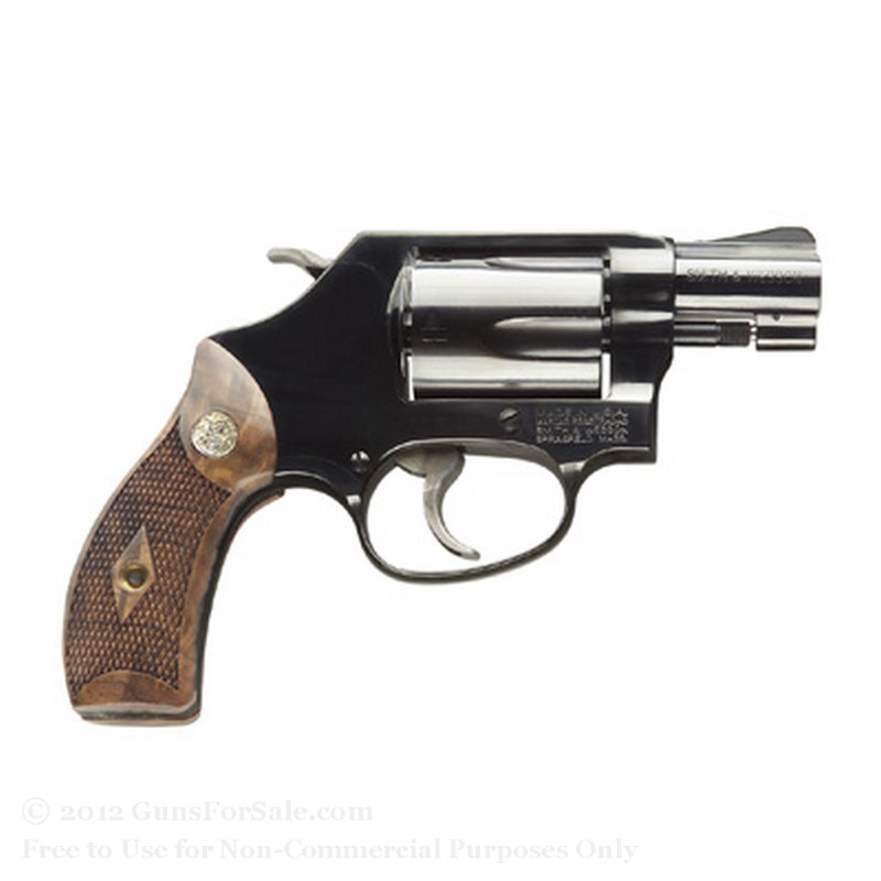 "Smith & Wesson 36 Revolver - 38 Special +P - 1.875"" Barrel - 5 Rd Capacity - Fixed Sights"