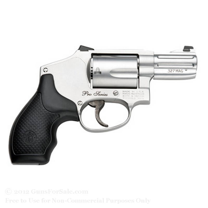 Smith & Wesson 632 Pro Revolver - 327 Federal Magnum - 6 Rd Capacity - Night Sights