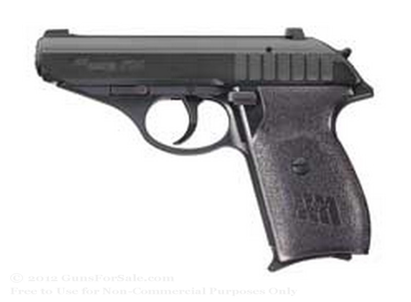 SIG SAUER P232 - 380 ACP - Blued Finish - 7 Rd Magazine - Night Sights