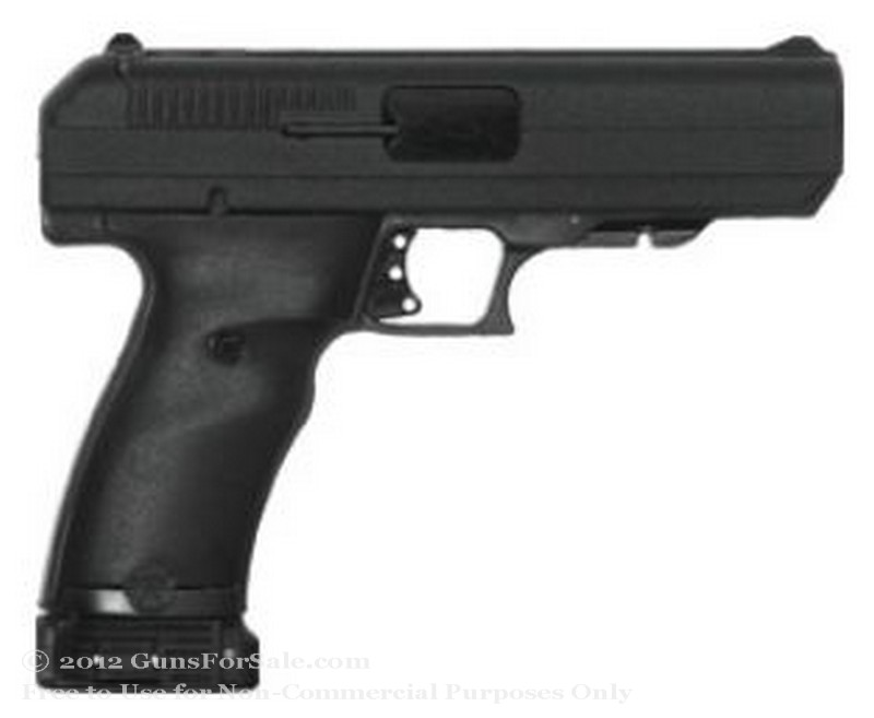 Hi-Point Firearms - 45 ACP - Black Finish - 9 Rd Magazine - Adjustable Rear Sight