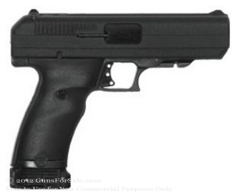 Hi-Point Firearms - 45 ACP - Black Finish - 9 Rd Magazine - Adjustable Rear Sight