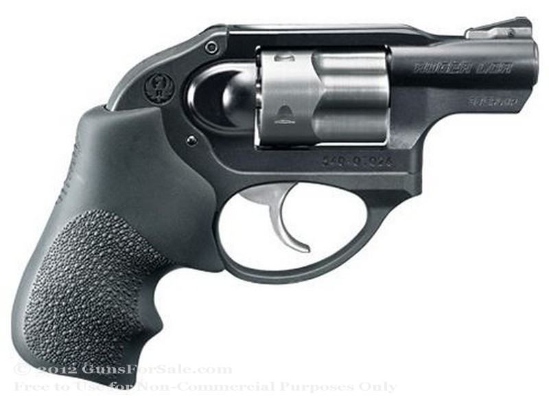 Ruger LCR - 38 Special +P   Matte Black Finish - 5 Rd - Fixed Sights