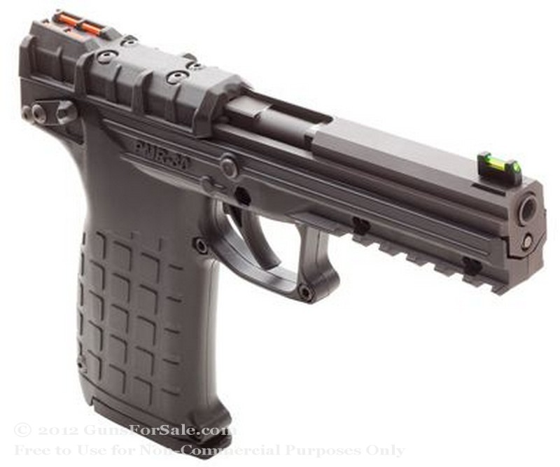 Kel-Tec PMR-30 - 22 Magnum (WMR) - Blued Finish - 30 Rd Magazine - Fiber Optic Sights
