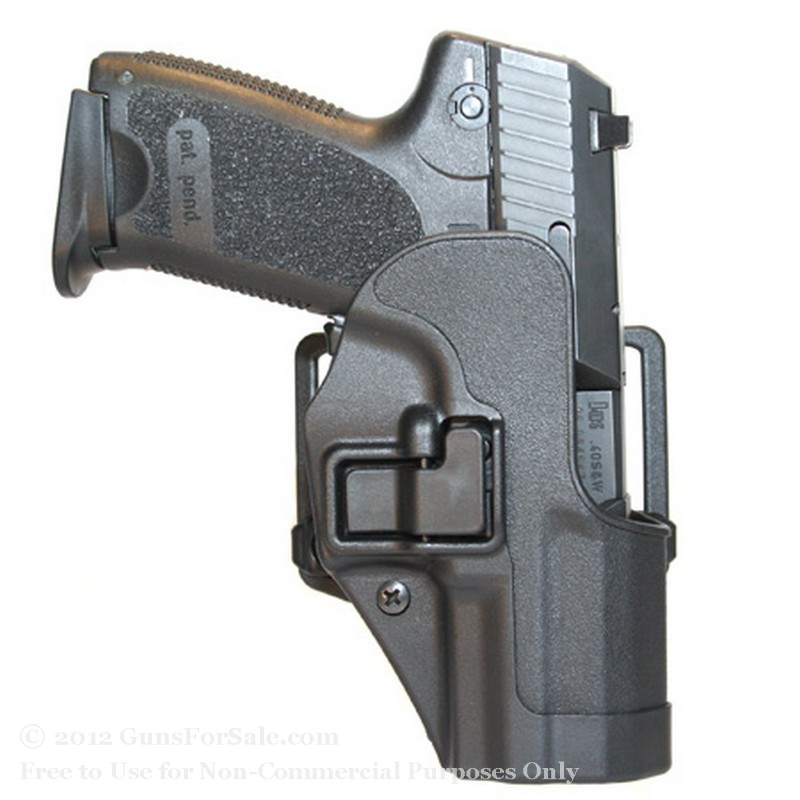 Holster - Outside The Waistband - Blackhawk Serpa CQC - Right Hand - Glock 26/27/33 - 1