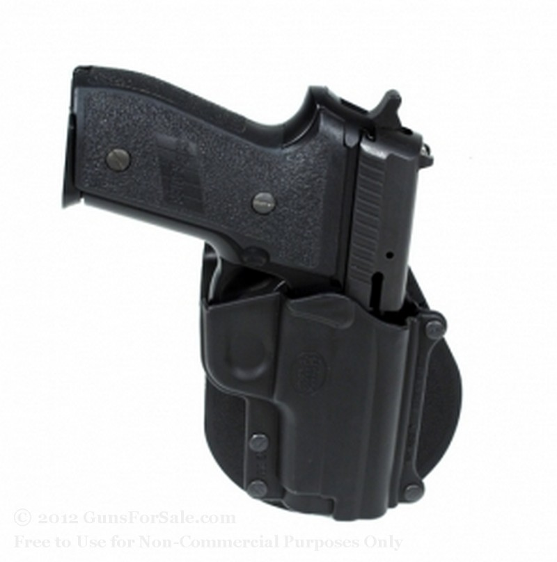 Holster - Fobus Paddle - Right Hand - For Sig 229 - 1
