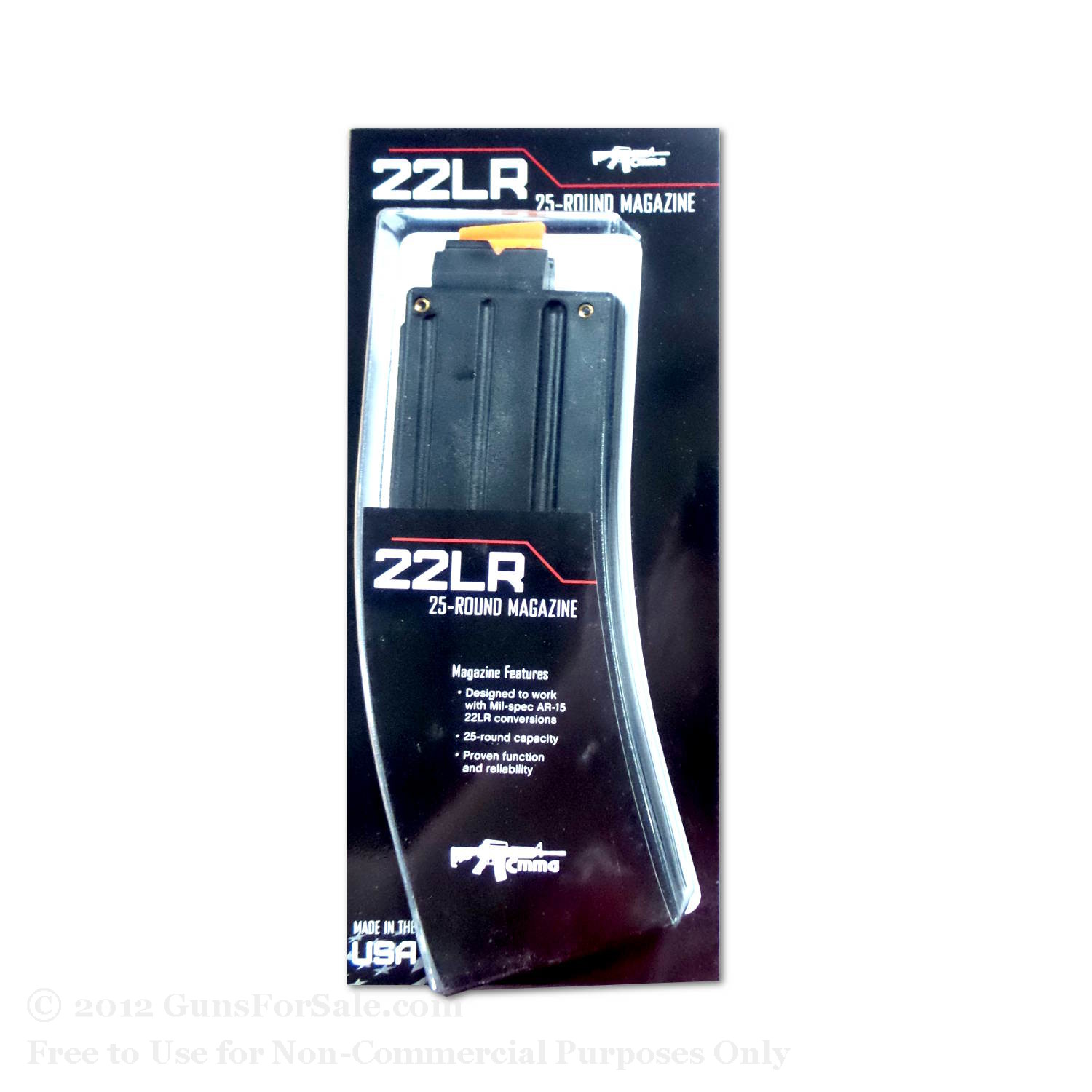 CMMG 22LR 26 Round Magazine for AR-15 Conversion Kit - 1
