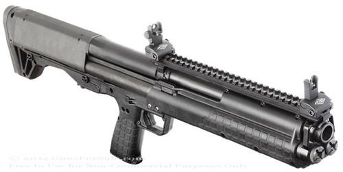 Kel Tec KSG Shotgun