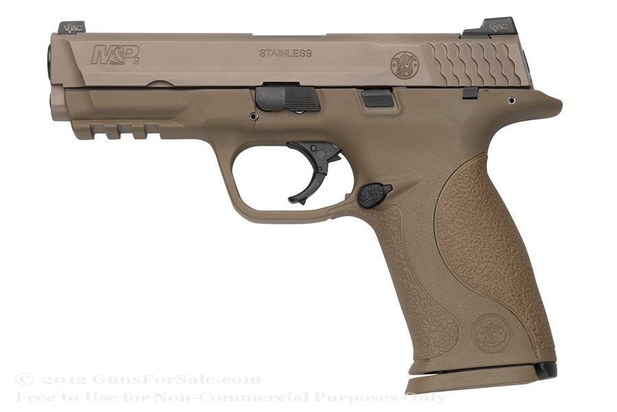Smith & Wesson M&P9 VTAC
