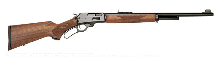Marlin 444 Lever Action Rifle