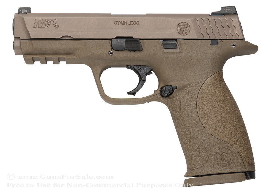 Smith & Wesson M&P40 VTAC