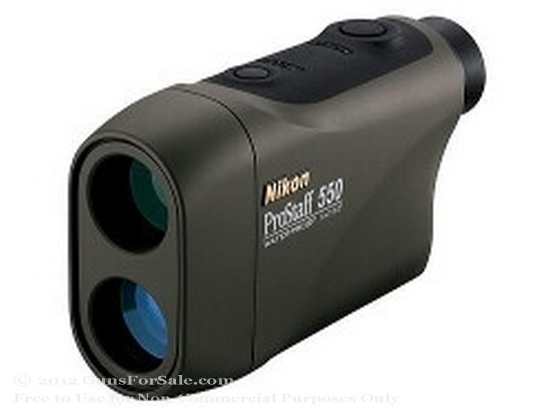 Nikon ProStaff 550 Laser Range finder 6X