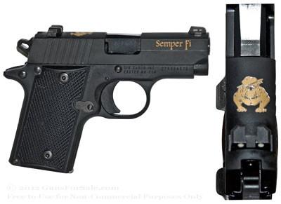 USMC Edition - Sig Sauer P238