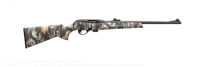 Remington 597 Rifle Camo