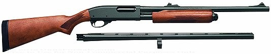 Remington 870 Express Combo Shotgun