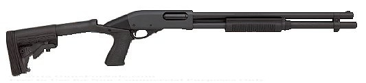 Remington 870 20 Gauge Shotgun with Knoxx Stock
