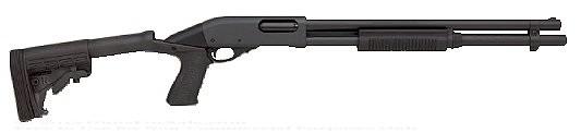 Remington 870 20 Gauge Shotgun with Knoxx Stock