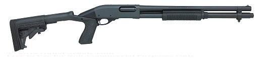 Remington 870 Tactical Shotgun with Knoxx Stock
