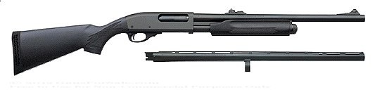 Remington 870 Youth Combo Shotgun