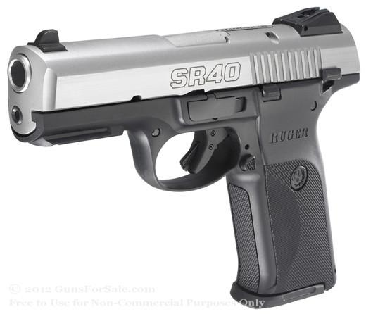 Ruger SR40 For Sale