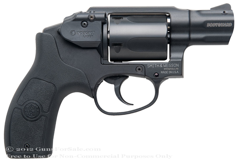 Smith and Wesson Bodyguard 38