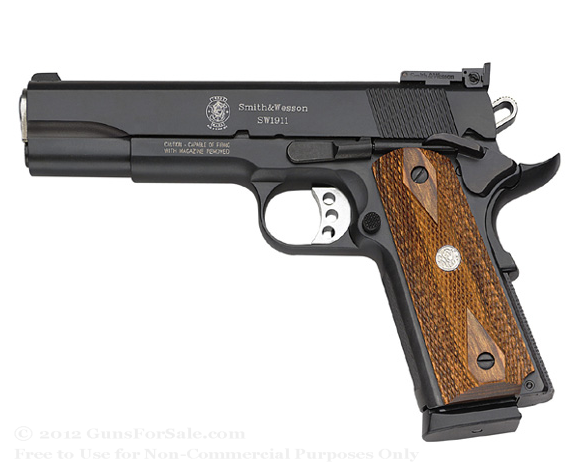 Smith Wesson 1911