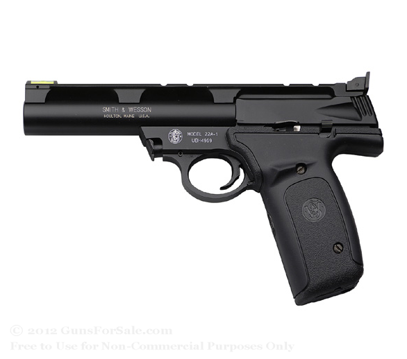 Smith & Wesson 22A