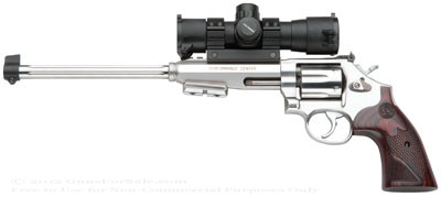 Smith & Wesson 647 Varminter
