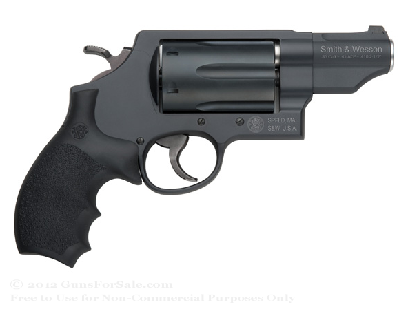 Smith &amp; Wesson Governor